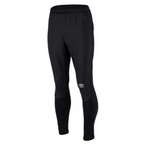 Umbro ELITE TRAINING HYBRID PANT černá - Pánské sportovní kalhoty