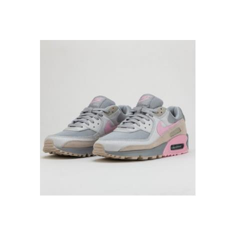 Nike Air Max 90 vast grey / pink - wolf grey