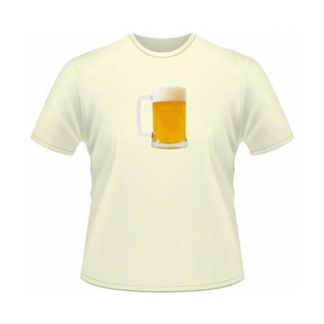 Pánské tričko na tělo Pivko