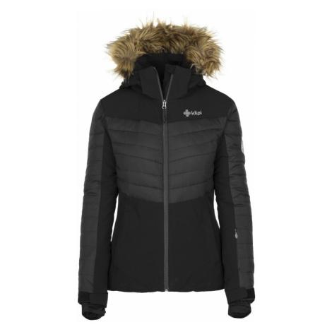 KILPI Dámská lyžařská bunda - větší velikosti BREDA-W JLX112KIBLK Černá