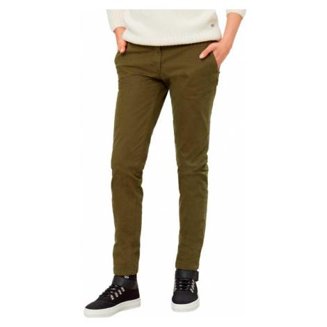 Napapijri NAPAPIJRI dámské zelené kalhoty