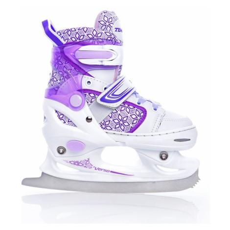 Tempish RS VERSO ICE GIRL dívčí zimní roztahovací brusle Barva: purple