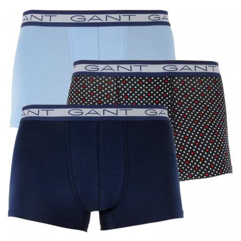 3PACK pánské boxerky Gant vícebarevné (902113253-423)