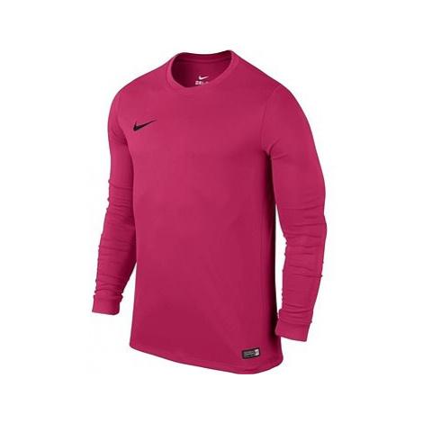 Nike Park VI dlouhý rukáv PINK