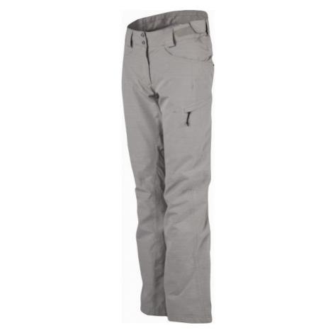 Salomon FANTASY PANT W šedá - Dámské lyžařské kalhoty