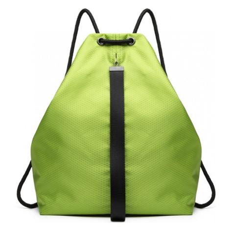 Zelený moderní voděodolný vak Olivier Lulu Bags
