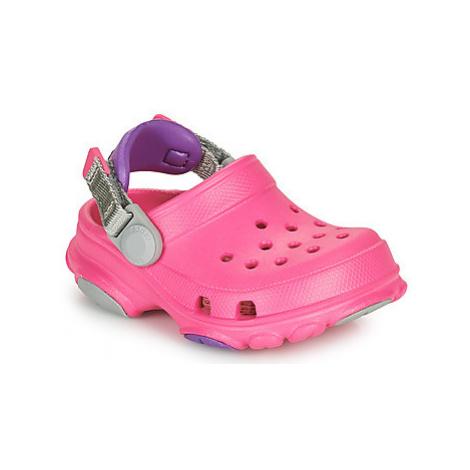 Crocs CLASSIC ALL-TERRAIN CLOG K Růžová