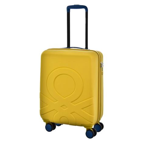 Cestovní kufr Benetton ULTRA LOGO S United Colors of Benetton
