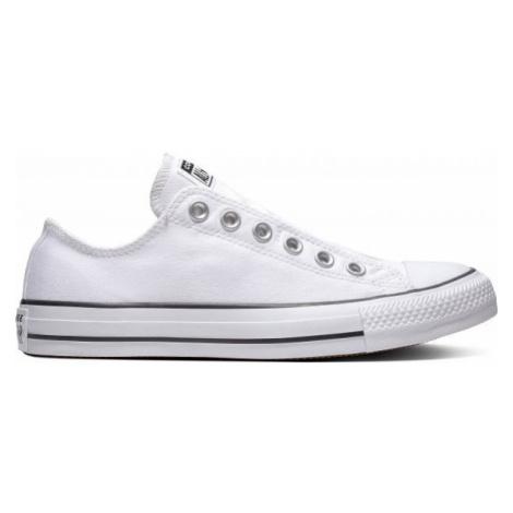 Converse CHUCK TAYLOR ALL STAR SLIP bílá - Dámské nízké tenisky