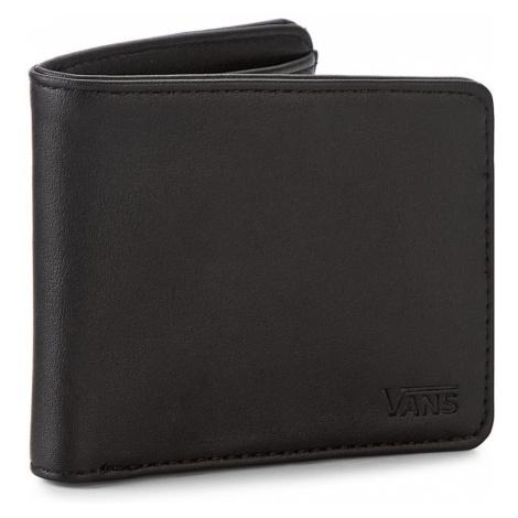 Velká pánská peněženka VANS - Drop V Bifold W VN0A31J8BLK Black