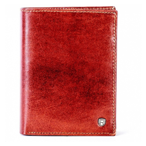 Brown leather wallet Fashionhunters