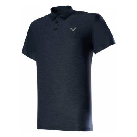 Pánské tričko Victor Polo S-00020 Blue