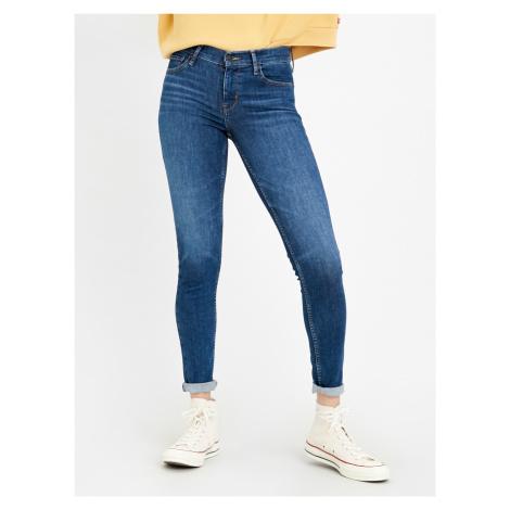 710™ Innovation Super Skinny Jeans Levi's® Modrá Levi´s