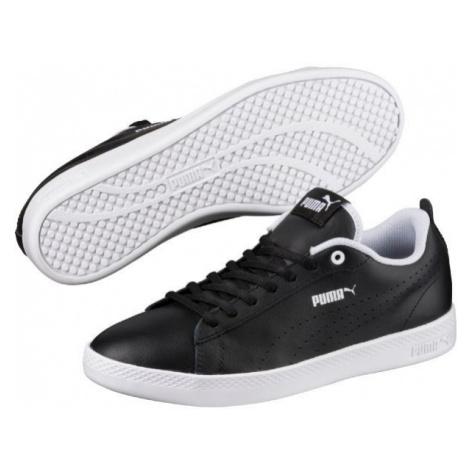 Puma SMASH WNS V2 L PERF černá - Dámské volnočasové boty