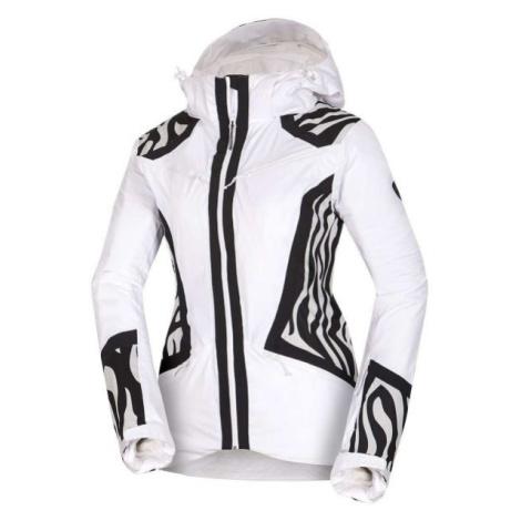 Northfinder AVIVA bílá - Dámská lyžařská bunda