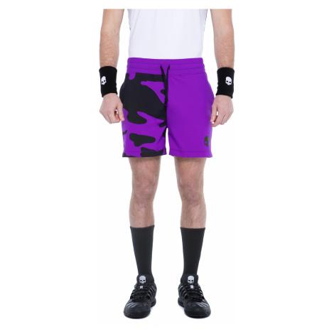Pánské šortky Hydrogen Tech Camo Shorts Purple