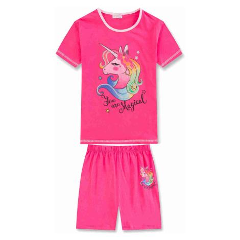 Dívčí letní pyžamo - KUGO MP1243