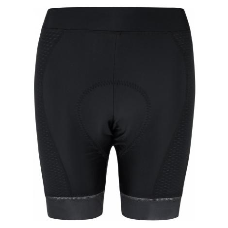 Dámské cyklistické kraťasy KILPI PRESSURE-W černá