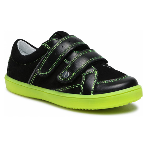 Sneakersy BARTEK - 15568001 Černá