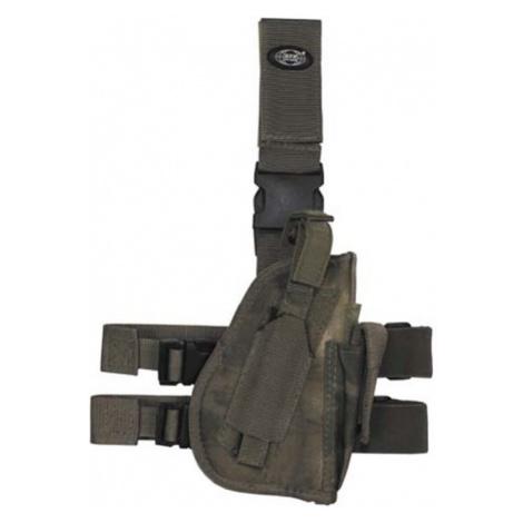 Pouzdro na zbraň - stehenní Import 1 PRAVÉ HDT camo FG Max Fuchs