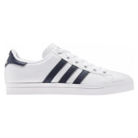 Adidas Coast Star Junior bílé EE7466