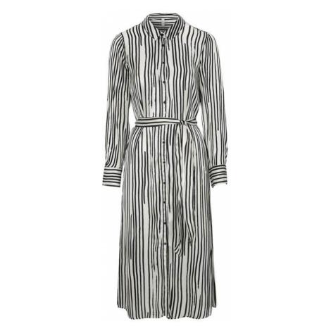 Pruhované košilové šaty Gina Cellbes