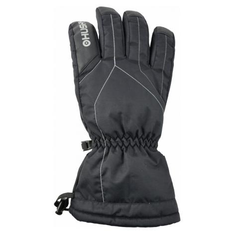 Husky Extry, černá Pánské rukavice