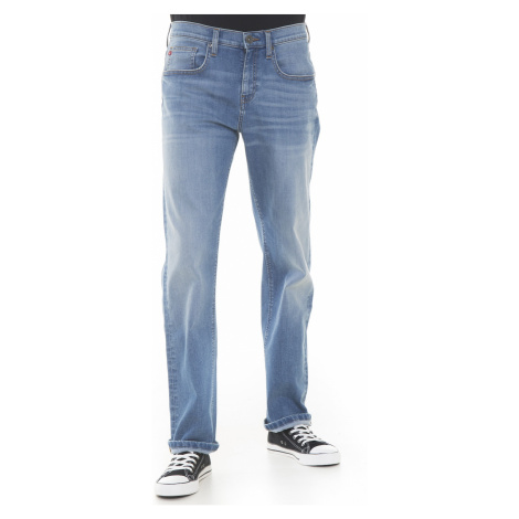 Big Star Man's Trousers 110758 Light Jeans-198