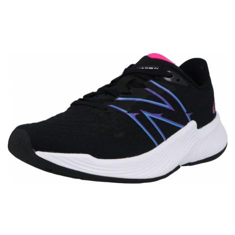 New balance Sportovní boty 'FC Prism' černá / modrá / fialová
