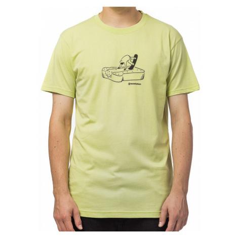 Tričko Horsefeathers Butter lemon grass