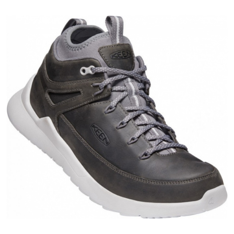 Pánské boty KEEN Highland Sneaker MID M growler/white