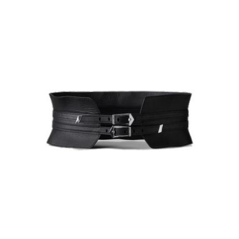 Černý opasek - KARL LAGERFELD | K/Corset Belt