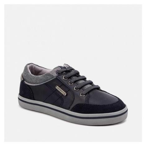 Chlapecká, vycházková obuv MAYORAL 46077 | modrá