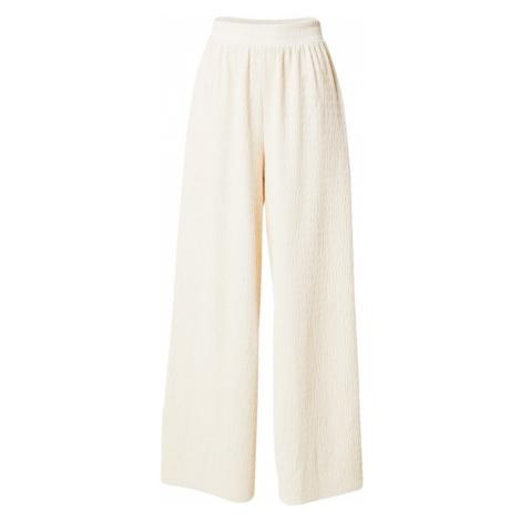 Guido Maria Kretschmer Collection Kalhoty 'Tamara' béžová