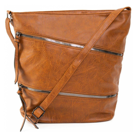 A large brown women´s bag