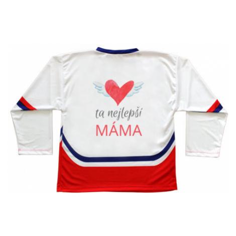 Hokejový dres ČR Ta nejlepší máma
