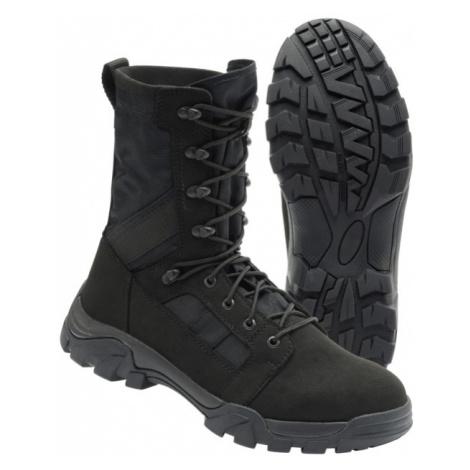Brandit Boty Defense Boot černé