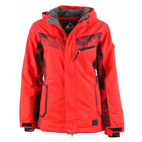 PIROL bunda dámská Lady Snow Bright Stripe FWW17003 zimní lyžařská