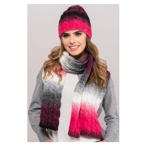 Kamea Woman's Hat K.19.027.20 Raspberry