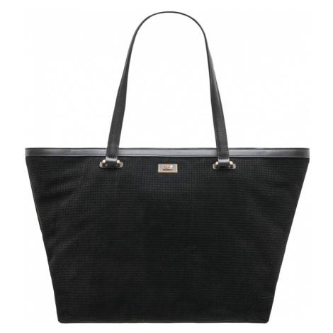 Cavalli Class kabelka kožená černá Roberto Cavalli