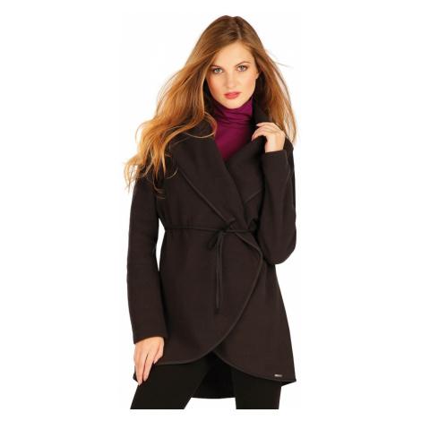 LITEX Fleecový kabátek dámský 60521901 černá