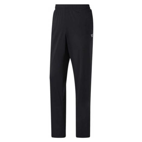 Reebok TE WVN UL PNT černá - Pánské kalhoty