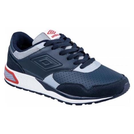 Umbro LAYSTALL LOW šedá 7 - Pánská volnočasová obuv
