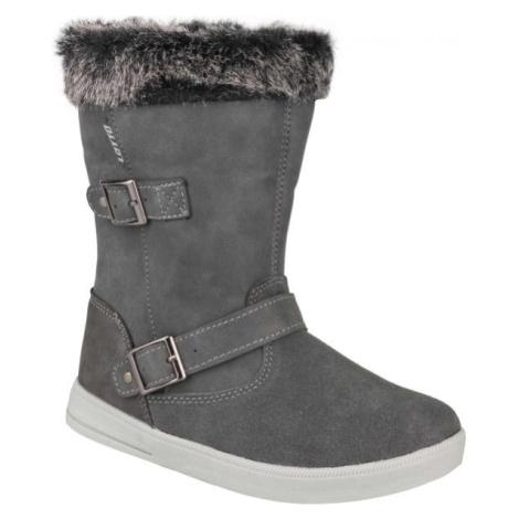 Lotto COLEN tmavě šedá - Dětská zimní obuv