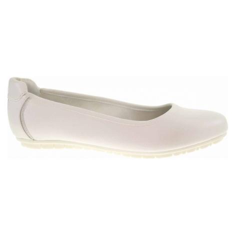S.Oliver Dámské baleriny 5-22119-26 white Bílá
