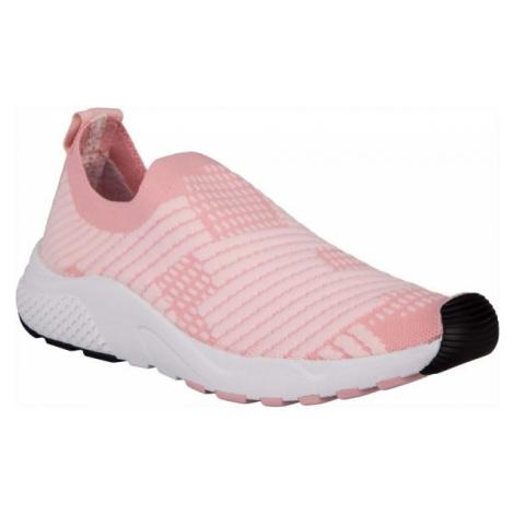 Lotto BREEZE LF W růžová - Dámská volnočasová obuv