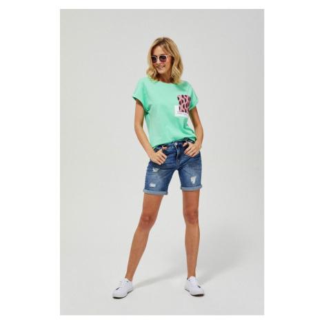 Moodo Kraťasy dámské FRED III jeans