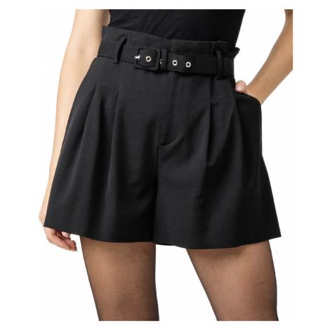 Černé šortky - RED VALENTINO