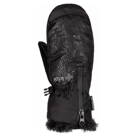 Dámskéyžařské palčáky KILPI DEBBY-W černá