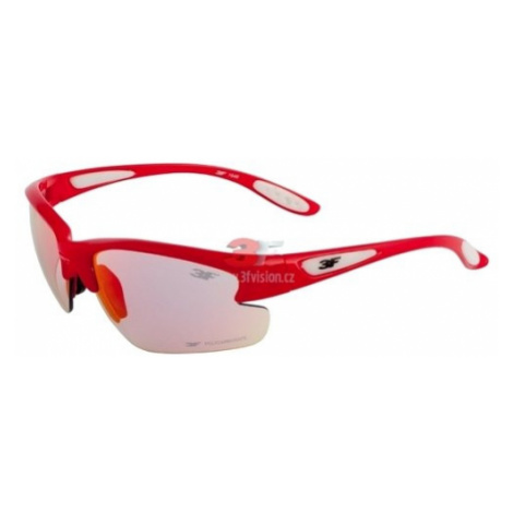 3F Vision brýle 1646, červená